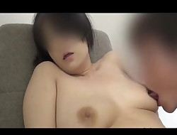 Japanese milf &, Married wife Azusa
