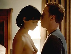 Morena Baccarin Topless Scene ',Homeland', On ScandalPlanetCom